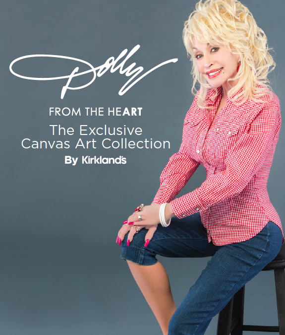 Dolly's From the HeART Collection Collateral